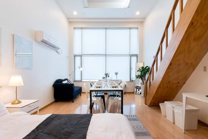 [Open sale] Cozy Duplex P8 @ Hongdae
