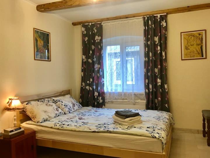 Уютные апартаменты в старом немецком доме