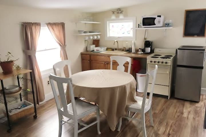 Mountain Apt. Close to Skiing Nestled in the Woods - Chittenden - Apartment