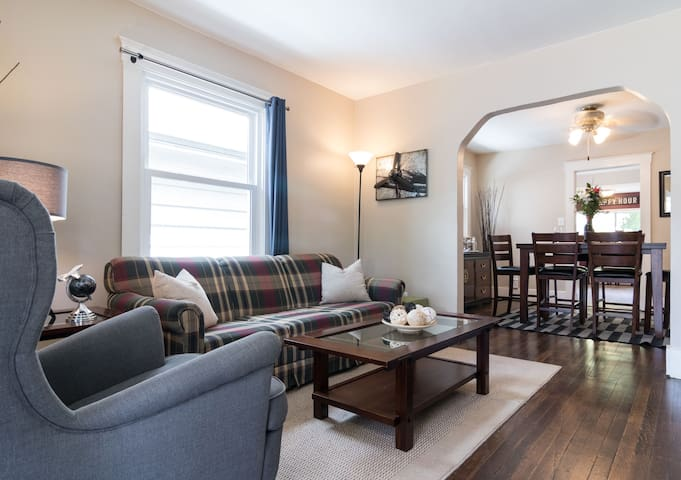Cottage Feel In the Heart of Downtown Royal Oak! - Royal Oak - Casa
