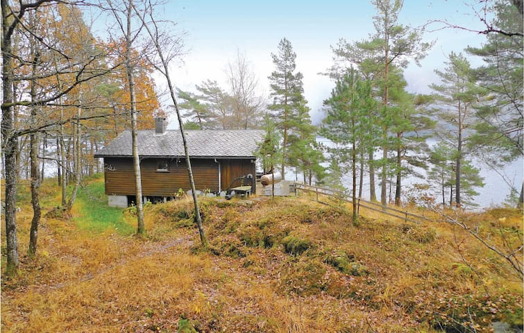 Holiday cottage with 2 bedrooms on 40m² in Vanvik