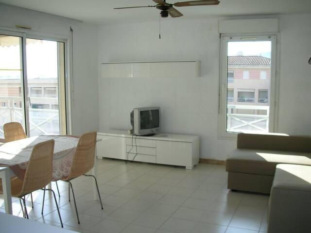 Grand deux pièces - Vallauris - Apartament
