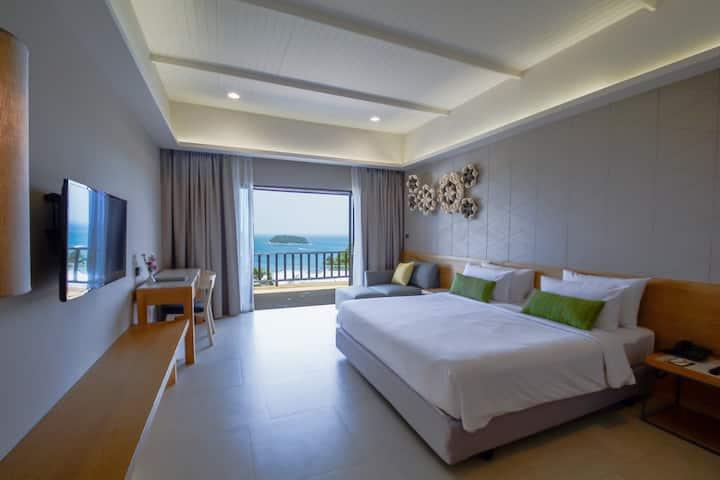 Modern  Seaview Room  Facing Andaman ocean
