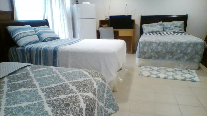 Share, family/group comfy room - Hyattsville - Haus