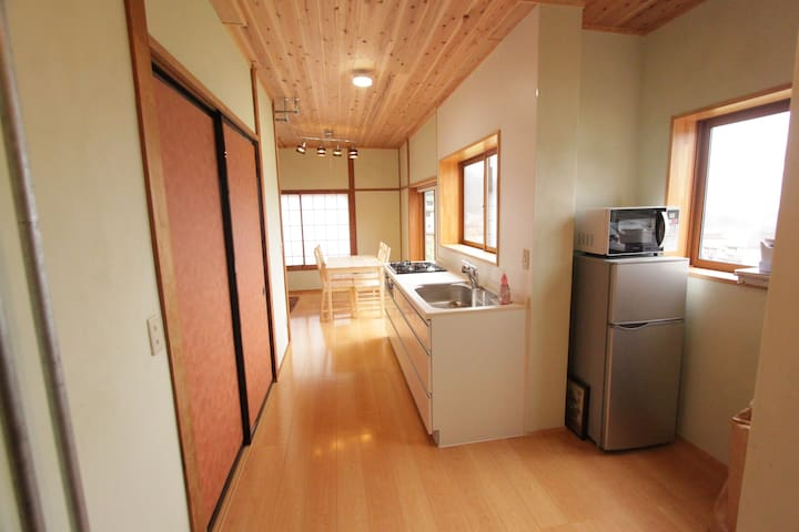 Newly renovated 2 bedroom home. - Nozawaonsen - Apartment