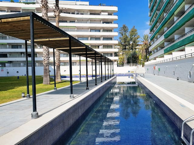 Cozy apartment close to Beach and Port Aventura