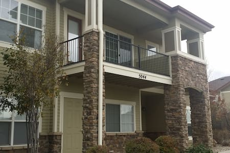 Beautiful 2 BR 2 bath Twnhse, mountain view - Fort Collins