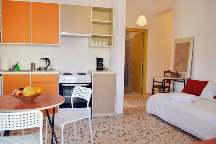"Carte Postale ""Goldfinch""  Vacation Apartment - Gavrio - Appartement"