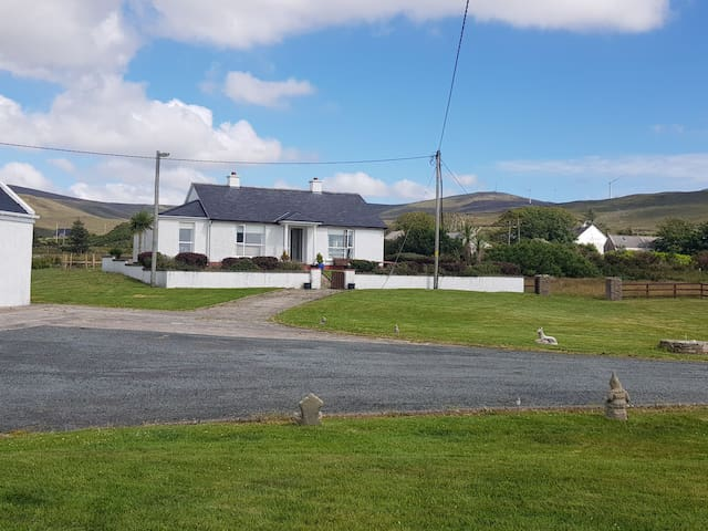 Double Bedroom in Donegal Retreat near Gweedore