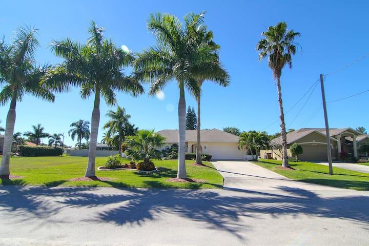 Villa Joella - Surfside - Cape Coral - Hus