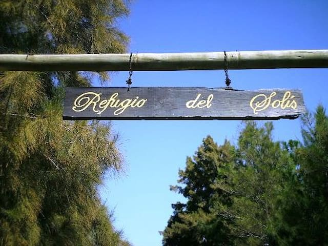 Refugio del Solís - Cabaña 2 Personas