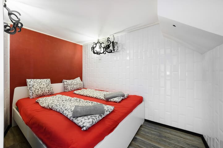 Aliz Best Place 2 level Bedroom for 4 persons max