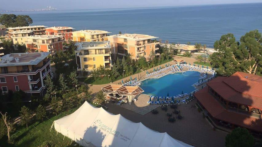 Batumi Apartment Chakvi Dreamland Oasis