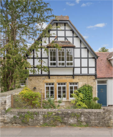 Beautiful Oxford house close to centre