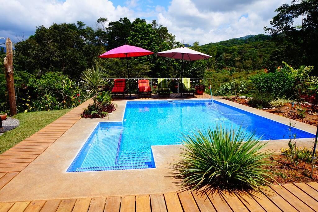 Piscine, piscina, pool