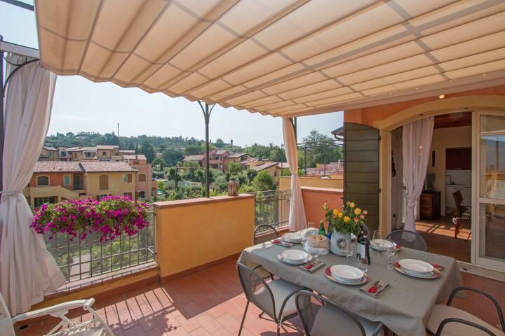 Borgo del Torchio F30 - Manerba del Garda - Apartamento