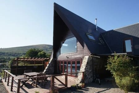 The Boathouse - Lochearnhead