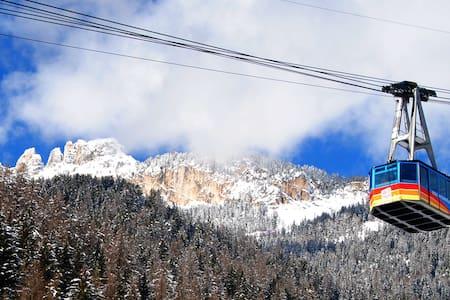 Una camera nel cuore delle Dolomiti - Vigo di Fassa