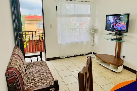 Apartamento Independiente y Amueblado