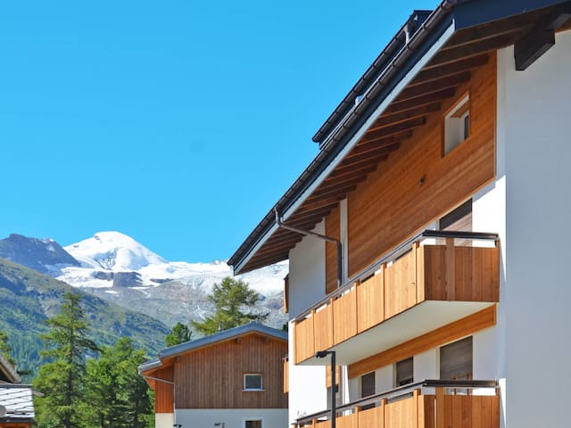 48 m² apartment Chalet Venetz for 5 persons