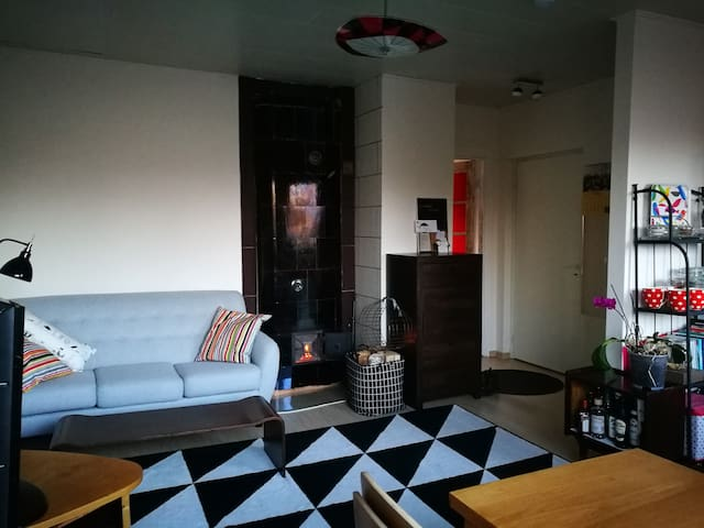 Cosy place in a quiet area close to Telliskivi - Tallinn - Appartement