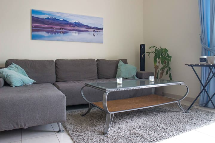 Sunny 1 bedroom with pool and gym in the greens - Dubai - Lägenhet