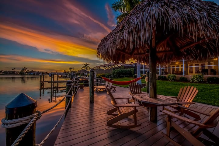 Roelens Vacations - Villa Thunderbird View - Cape Coral