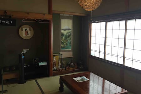 Room 1 for families of Japanese rooms