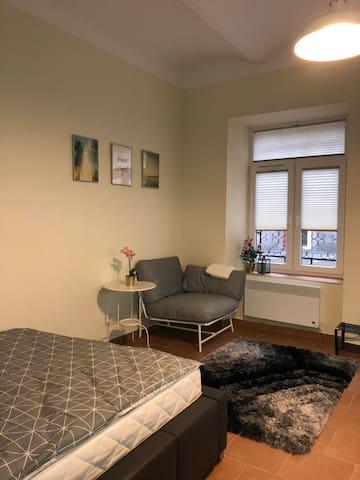 Apartament Lubicz 2/renovated