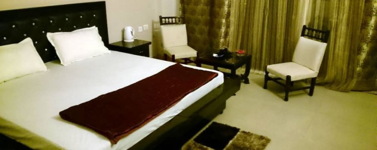 LUXURIOUS SUITES adjacent to ISKCON Vrindavan