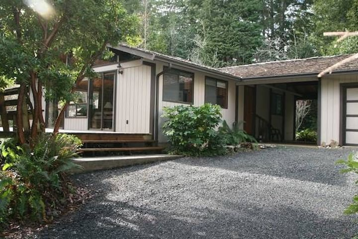 Beautiful Lindal Cedar Home - Coos Bay - Casa