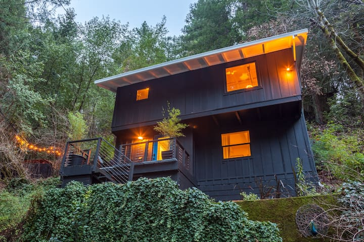 Tranquility and Privacy next to Russian River