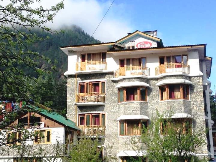 Mountain Facing Devlok Abode
