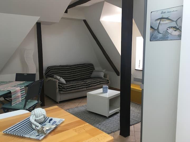 Appartement de charme rue du Château