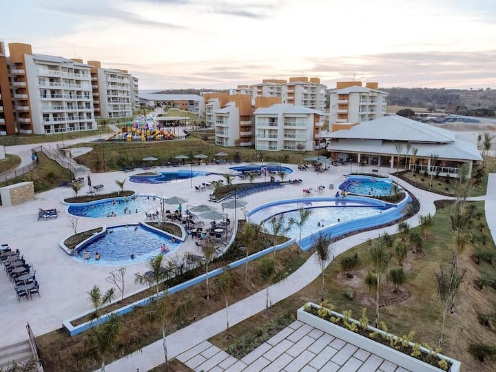 Apart hotel - Ilhas do Lago Eco Resort
