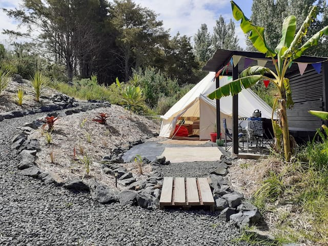 Glamping @ Tara Retreat Mangawhai