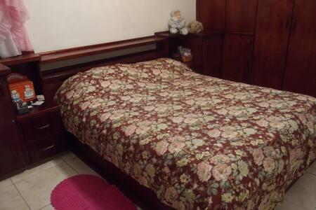 COZY COUPLE BEDROOM