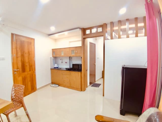 FF 1 BHK Apartment Landmark World