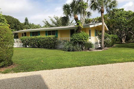 Traditional Florida Beach House