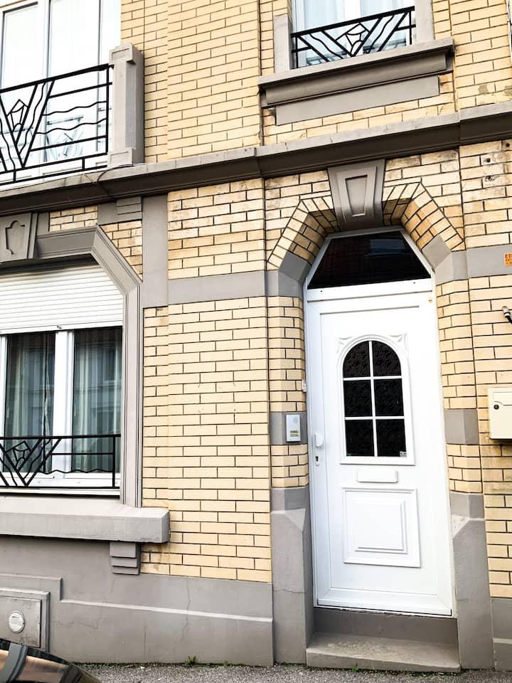 Appartement Duplex au coeur du pays de la faïence