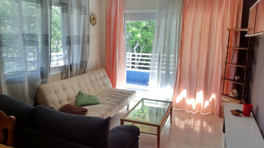 Cosy Apartment in Salou, Plaza Europa - サロウ - アパート