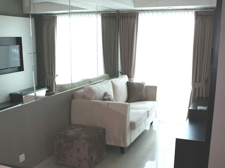 La Grande Tamansari Modern two bedroom apartment