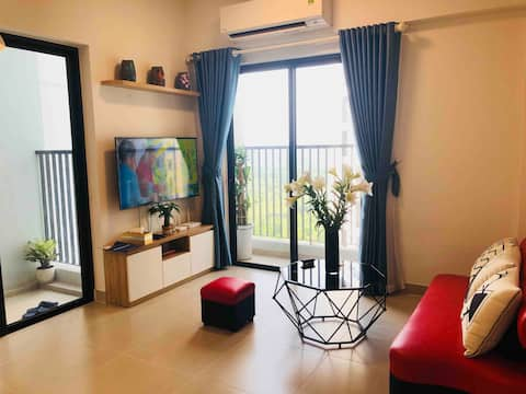 1BR apartment in Aqua bay Ecopark