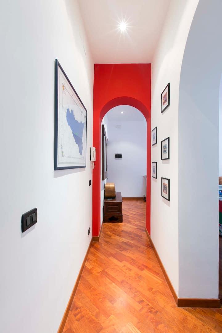 appartamento autonomo in centro città