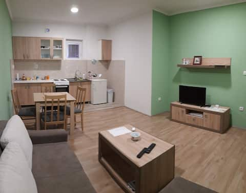 Apartment with free parking