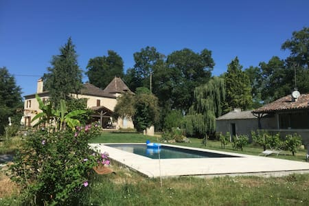 Le Moulin du Dropt - Monteton - Bed & Breakfast