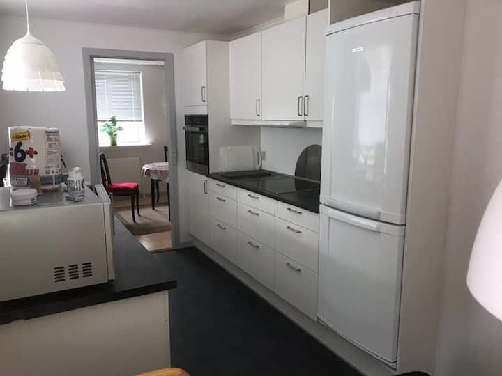 Hus med 3 soveværelser 10 km fra Kalundborg