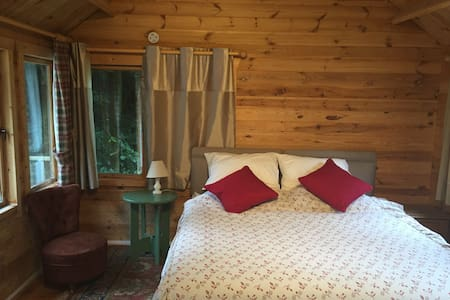 Summer cabin (S/C) with outdoor bbq & hot-tub - Reading