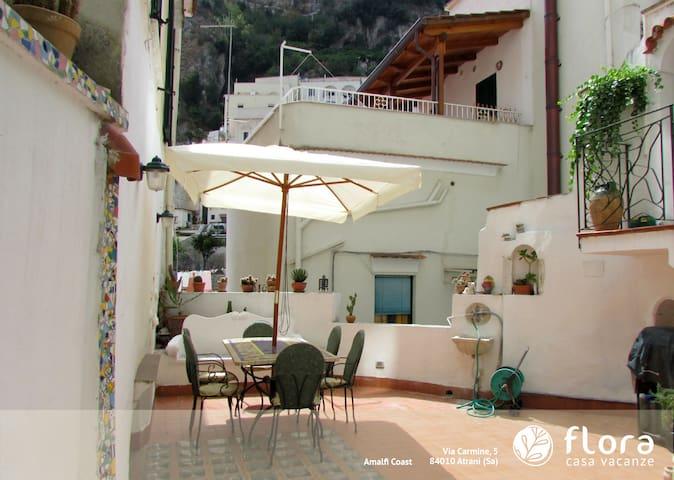 Flora Casa Vacanze - Atrani - Dom