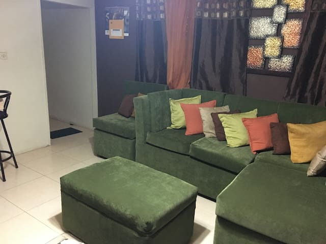 Apt 7, 1 bedroom rest in New Kingston - Kingston - Apartamento